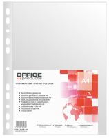"OFFICE Products Prospektové obaly Euro A4 ""U"", PP 40 µm, hladké [100 ks]"