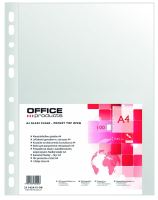 "OFFICE Products Prospektové obaly Euro A4 ""U"", PP 50 µm, hladké [100 ks]"