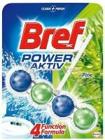 BREF Power Aktiv WC blok 51 g - pine