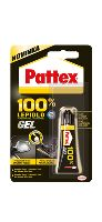 Henkel Pattex - 100% lepidlo, gel, 8 g