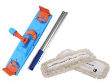 CLEANEX Mop set combi HOSPITAL UNI 50 cm [sada]